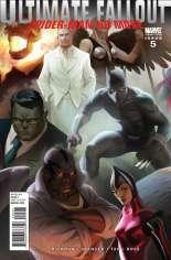 Ultimate Comics: Fallout (2011) #5 Variant B: 1:25 Variant