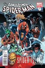 Amazing Spider-Man (1999-2014) #667 Variant A