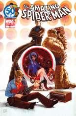 Amazing Spider-Man (1999-2014) #667 Variant B: Fantastic Four Anniversary Cover