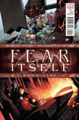 Fear Itself (2011-2012) #5 Variant A