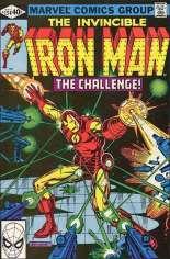 Iron Man (1968-1996) #134 Variant B: Direct Edition