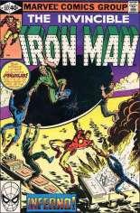 Iron Man (1968-1996) #137 Variant B: Direct Edition