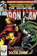 Iron Man (1968-1996) #150 Variant B: Direct Edition