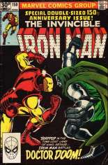 Iron Man (1968-1996) #150 Variant C: UK Edition