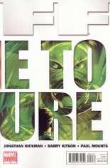 FF (2011-2012) #4 Variant C: 2nd Printing