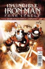 Invincible Iron Man (2008-2012) #507