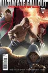 Ultimate Comics: Fallout (2011) #6 Variant B: 1:25 Variant
