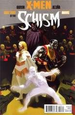 X-Men: Schism (2011) #3 Variant A