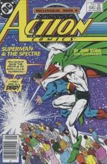 Action Comics (1938-2011, 2016-Present) #596 Variant A: Newsstand Edition