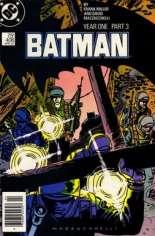 Batman (1940-2011) #406 Variant A: Newsstand Edition