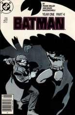 Batman (1940-2011) #407 Variant A: Newsstand Edition