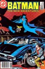 Batman (1940-2011) #408 Variant A: Newsstand Edition