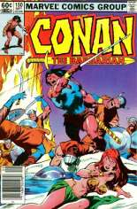 Conan the Barbarian (1970-1993) #150 Variant A: Newsstand Edition