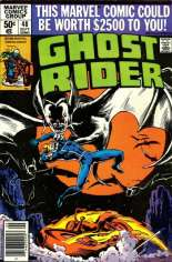 Ghost Rider (1973-1983) #48 Variant A: Newsstand Edition