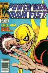 Power Man and Iron Fist (1978-1986) #119 Variant A: Newsstand Edition