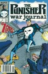 Punisher: War Journal (1988-1995) #1 Variant A: Newsstand Edition