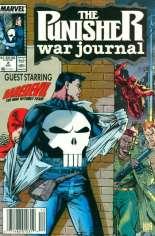 Punisher: War Journal (1988-1995) #2 Variant A: Newsstand Edition