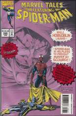 Marvel Tales (1964-1994) #286 Variant C: Purple Cover; Polybagged w/ Animation Art Print