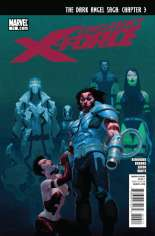 Uncanny X-Force (2010-2012) #13 Variant A