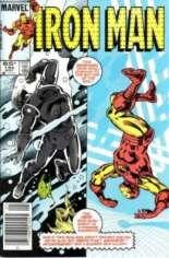 Iron Man (1968-1996) #194 Variant A: Newsstand Edition