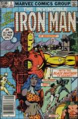 Iron Man (1968-1996) #Annual 5 Variant A: Newsstand Edition