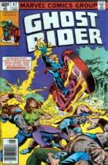 Ghost Rider (1973-1983) #47 Variant A: Newsstand Edition
