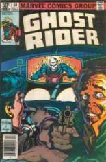 Ghost Rider (1973-1983) #58 Variant A: Newsstand Edition