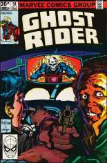 Ghost Rider (1973-1983) #58 Variant C: UK Edition