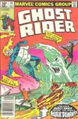 Ghost Rider (1973-1983) #59 Variant A: Newsstand Edition