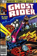 Ghost Rider (1973-1983) #60 Variant A: Newsstand Edition