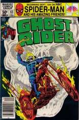 Ghost Rider (1973-1983) #63 Variant A: Newsstand Edition