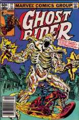 Ghost Rider (1973-1983) #77 Variant A: Newsstand Edition