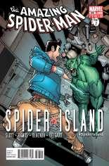 Amazing Spider-Man (1999-2014) #668 Variant A