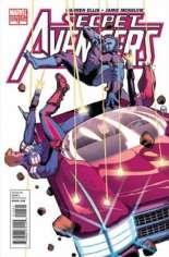 Secret Avengers (2010-2013) #16 Variant B: 1:15 Variant