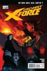 Uncanny X-Force (2010-2012) #14 Variant A