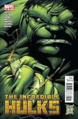 Incredible Hulks (2010-2011) #635 Variant A