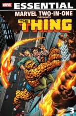 Essential Marvel Two-in-One (2005-2011) #TP Vol 3