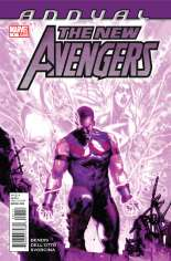 New Avengers (2010-2013) #Annual 1 Variant A