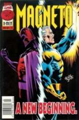Magneto (1996-1997) #4 Variant A: Newsstand Edition