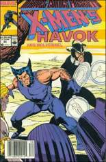Marvel Comics Presents (1988-1995) #30 Variant A: Newsstand Edition; Wraparound Cover
