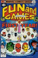 Marvel Fun and Games (1979-1980) #12 Variant B: Direct Edition