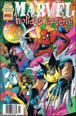 Marvel Holiday Special (1991-Present) #1996 Variant A: Newsstand Edition; Christmas 1996