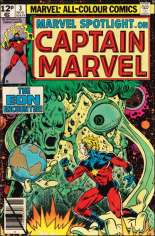Marvel Spotlight (1979-1981) #3 Variant C: UK Edition