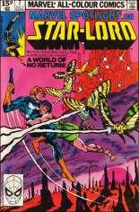 Marvel Spotlight (1979-1981) #7 Variant C: UK Edition