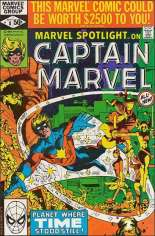 Marvel Spotlight (1979-1981) #8 Variant B: Direct Edition
