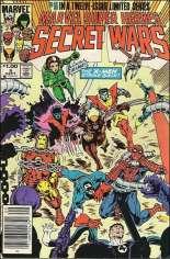 Marvel Super-Heroes Secret Wars (1984-1985) #5 Variant C: $1.00 Variant