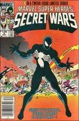 Marvel Super-Heroes Secret Wars (1984-1985) #8 Variant C: $1.00 Variant