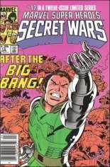 Marvel Super-Heroes Secret Wars (1984-1985) #12 Variant C: $1.25 Variant