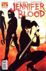 Jennifer Blood (2011-2014) #4 Variant A