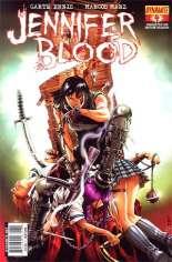 Jennifer Blood (2011-2014) #4 Variant B: 1:10 Variant